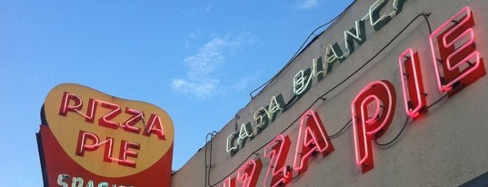 Casa Bianca Pizza Pie is one of Jonathan Gold's 99 Essential LA Restaurants 2011.