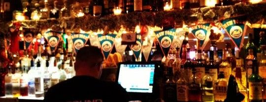 Hibernia Bar is one of NYC Bars w/ Free Wi-Fi.