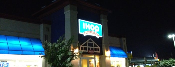 IHOP is one of rodneyさんの保存済みスポット.