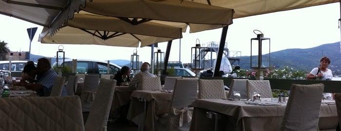 Stella Marina is one of Best restaurants in Elba.