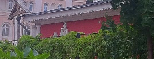 Одностолпная палата Патриаршего дворца is one of Москва.