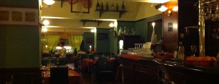 Babbo's Ristorante is one of Roma.