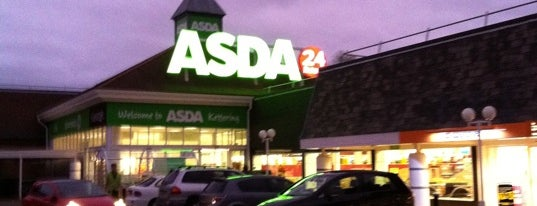 Asda is one of Krzysztofさんのお気に入りスポット.