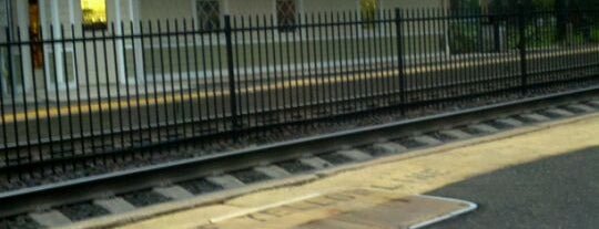 NJT - Upper Montclair Station (MOBO) is one of New Jersey Transit Train Stations.