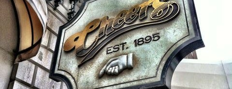 Cheers is one of Pubs, Clubs & Restaurants in Greater Boston.