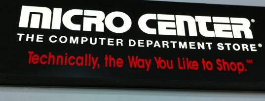 Micro Center is one of Enrico 님이 좋아한 장소.