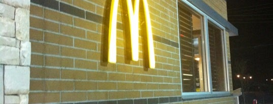 McDonald's is one of Places With Mostly Bad Reviews.