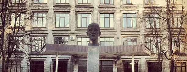 НИИ онкологии им. Н. Н. Петрова Минздрава РФ is one of Lieux qui ont plu à Stanislav.