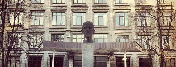 НИИ онкологии им. Н. Н. Петрова Минздрава РФ is one of Stanislav'ın Beğendiği Mekanlar.