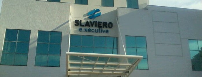 Slaviero Executive Florianópolis is one of Lugares favoritos de Paty.