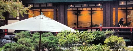 Yamashiro Hollywood is one of dineLA Fall 2011 ($$$).