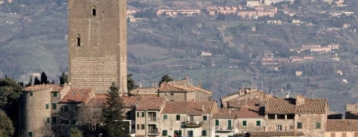 Montecatini Val di Cecina is one of สถานที่ที่ Babbo ถูกใจ.