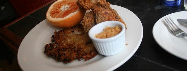 The Brooklyn Star is one of Best NYC Fried Chicken.