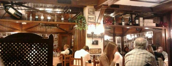 Asador Donostiarra is one of 41 Restaurantes de España que no te puedes perder.