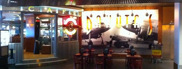 Dakota's Restaurant is one of Amsterdam with JetSetCD.
