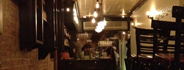 Frankies 17 is one of NYC's Lower East Side.