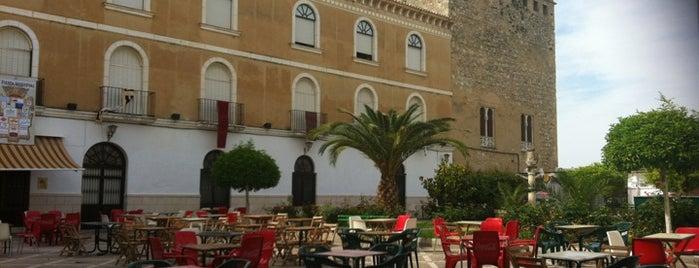 Castillo De Los Condes De Cabra is one of Que visitar en Cabra.