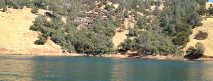 Englebright Lake is one of National Recreation Areas.