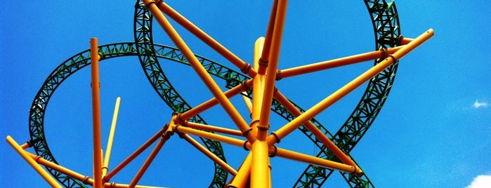 Busch Gardens Tampa Bay is one of Best Places to Check out in United States Pt 1.