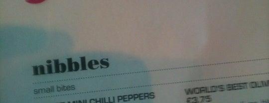 Jamie's Italian is one of London.