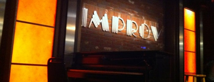 Hollywood Improv is one of WeHo / Mid-City West.