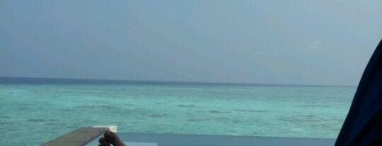 Four Seasons Resort Maldives at Landaa Giraavaru is one of Maldives - The Sunny Side of Life.