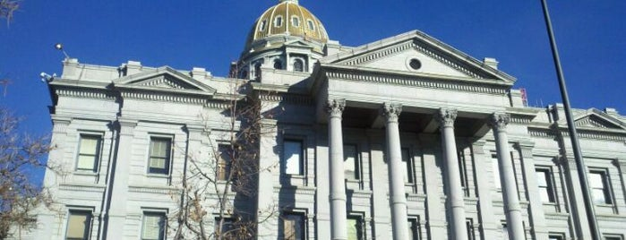 Colorado State Capitol is one of Things to See.
