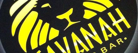 Savanah Music Bar is one of Veja Comer & Beber ABC - 2012/2013 - Bares.