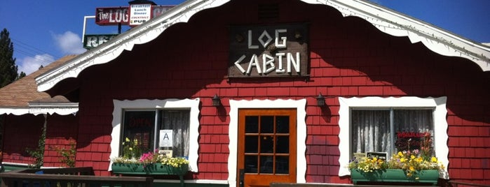 Log Cabin Restaurant is one of Big Bear Lake (Anti-Zombie Survival).
