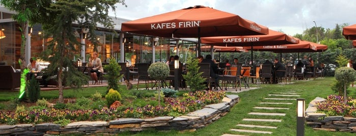 KAFES FIRIN Söğütözü is one of Gurme Ankara.