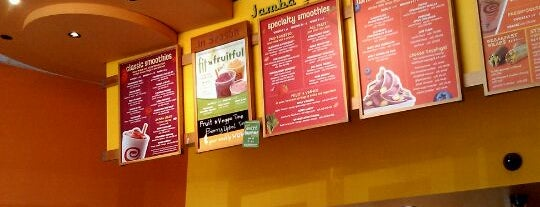 Jamba Juice is one of Heatherさんのお気に入りスポット.