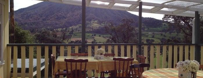 Volcan Turrialba Lodge is one of Dann: сохраненные места.