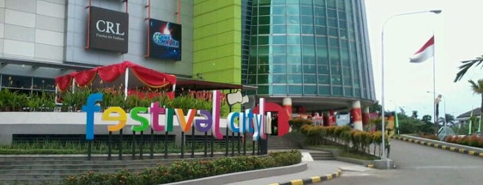 Festival Citylink is one of Via's.