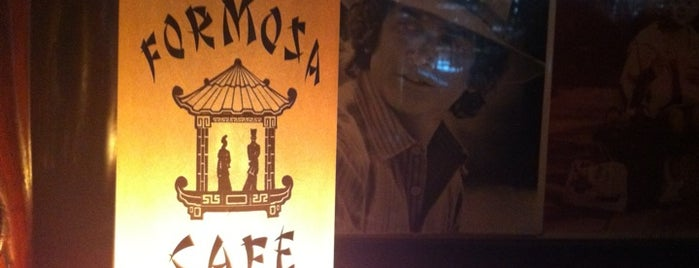 Formosa Cafe is one of Pacific Old-timey Bars, Cafes, & Restaurants.