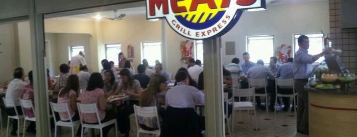 Meats Grill Express is one of Top picks for Brazilian Restaurants.