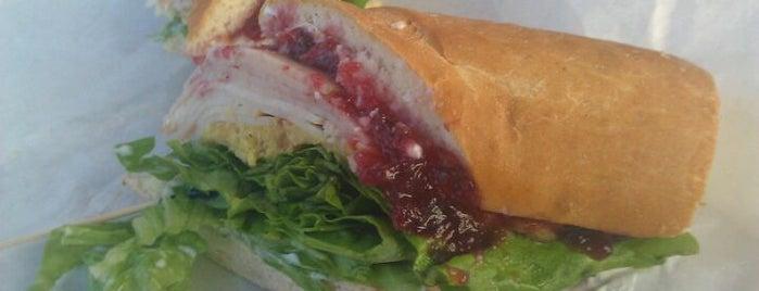 Crave Sandwich Cafe is one of Posti salvati di Reputation Repair.