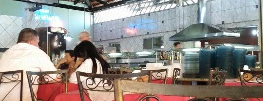 Restaurante Mau Nenhum is one of TICKET RESTAURANTE.