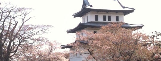 松前城 is one of i☮b •さんの保存済みスポット.