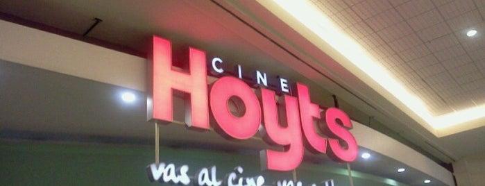 Hoyts is one of Cines de la Argentina.
