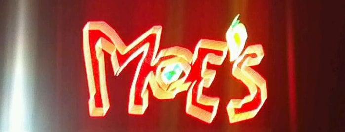 Moe's Southwest Grill is one of Locais curtidos por Pablo.