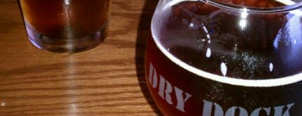 Dry Dock Brewing Company - South Dock is one of Best US Breweries--Brewery Bucket List.