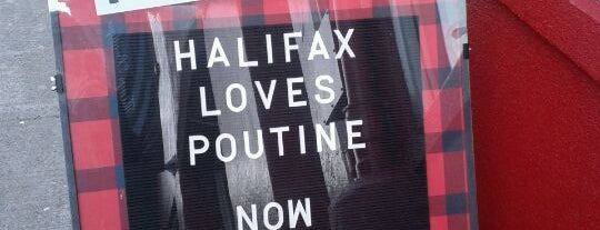 Smoke's Poutinerie is one of TODO: Halifax.