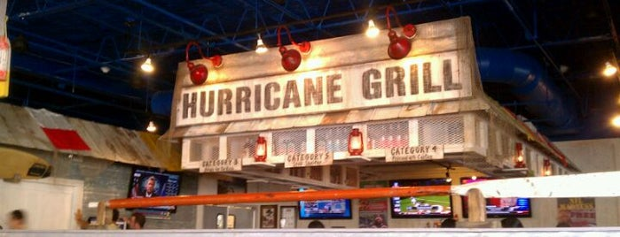 Hurricane Grill & Wings is one of Westchester bars and restaurants.