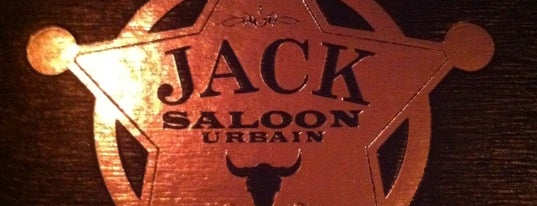 Jack Saloon is one of Orte, die Martin gefallen.