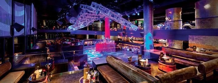 HAZE Nightclub is one of 101 places to see in Las Vegas before your die.