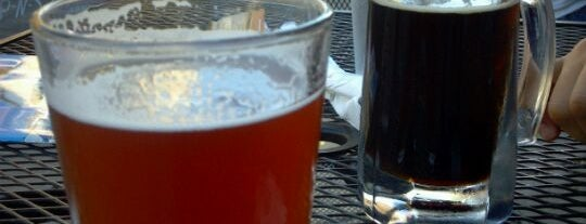 Front Street Brewery is one of Where to Eat in Wilmington, NC.