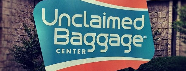 Unclaimed Baggage Center is one of Places to visit in the US of A!.