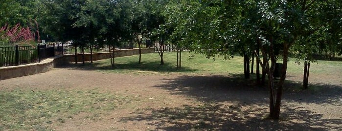 Wagging Tail Dog Park is one of Dog Friendly Places in Dallas.