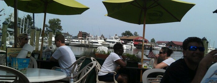 Foxy's Harbor Grille is one of Best of the Bay - Dock Bars of Maryland.