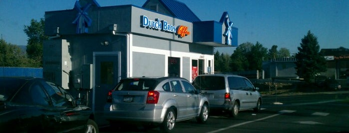 Dutch Bros. Coffee is one of Colorado Springs Coffee Shops.